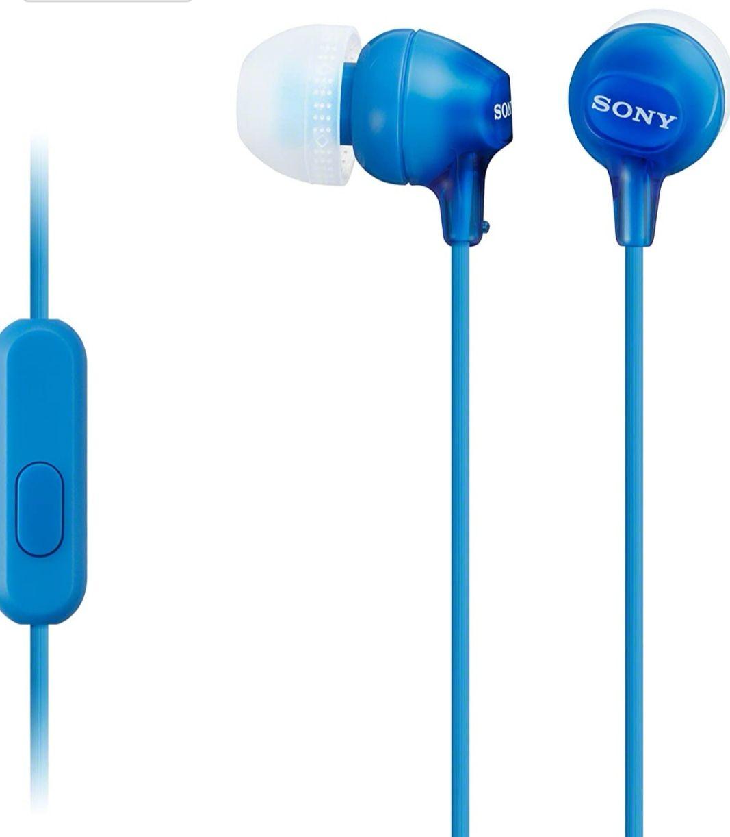 Sony - Auriculares in-ear con micrófono (En Varios colores )