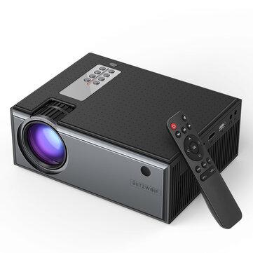 Proyector LCD 2800 Blitzwolf® BW-VP1 - Desde España