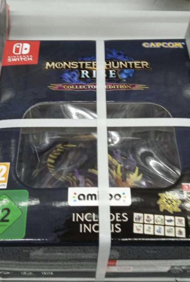 Monster Hunter Rise Mediamark Vigo