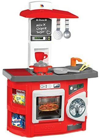 Cocina Infantil Molto Kitchen Roja