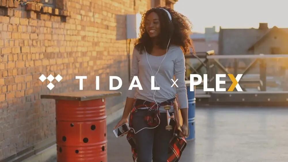 1 mes gratis de Plex Music (TIDAL)