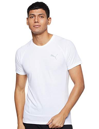 Camiseta blanca Puma T.L