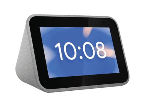 Reloj despertador inteligente - Lenovo Smart Clock ZA4R0025SE,
