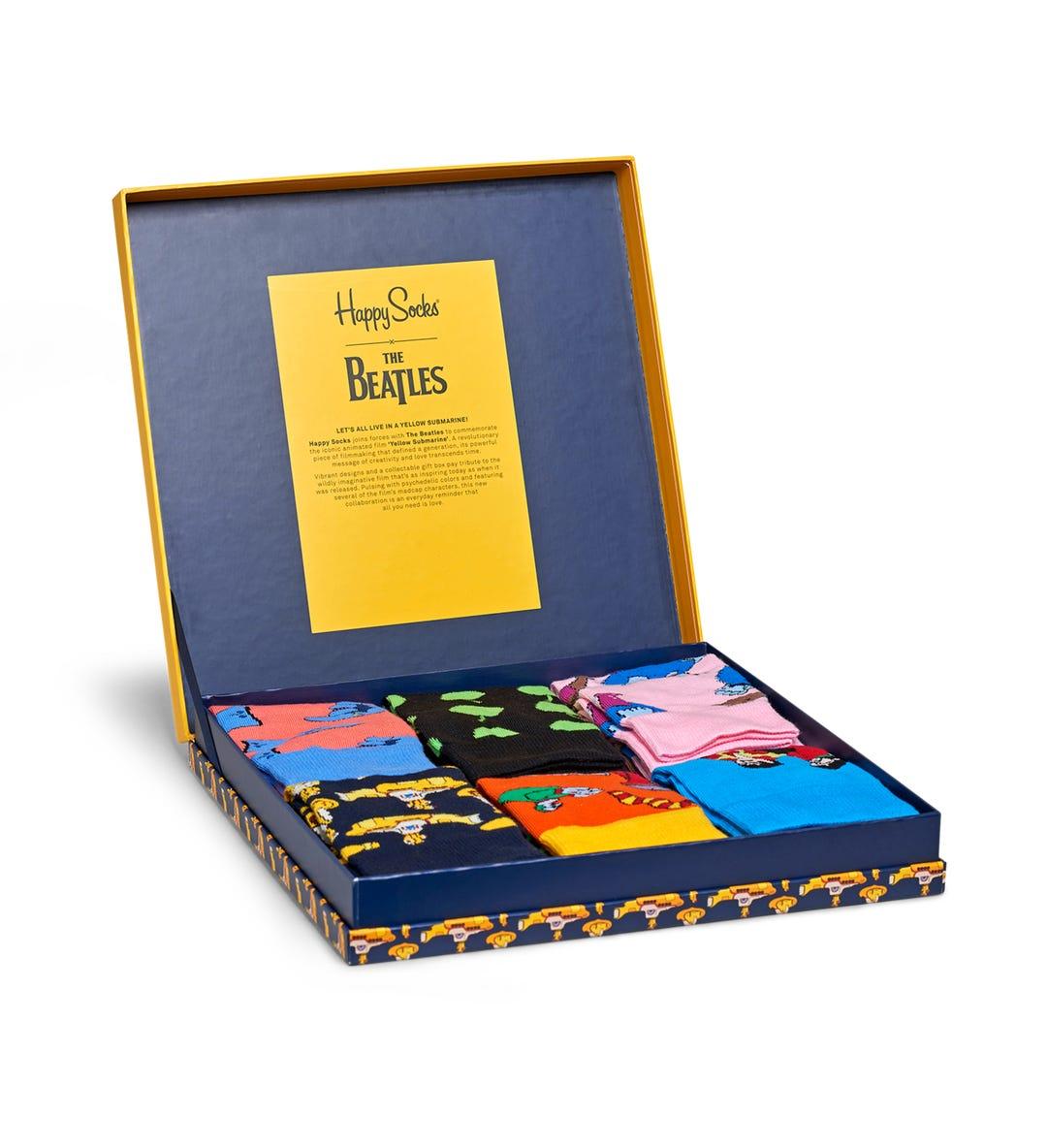 Pack de 6: The Beatles Collector Box