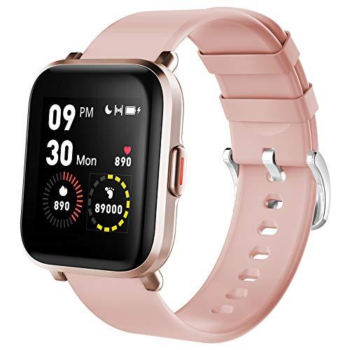 Smartwatch, Reloj Inteligente Impermeable IP68