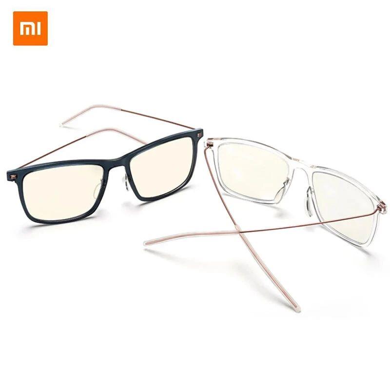 Xiaomi Mijia Anti-Blue Gafas 50% Tasa de bloqueo