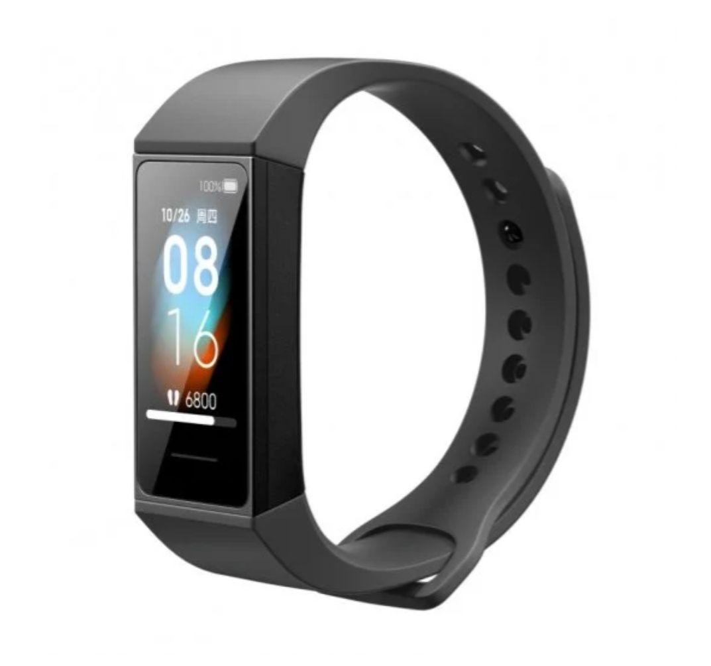 Xiaomi Mi Smart Band 4C Negra