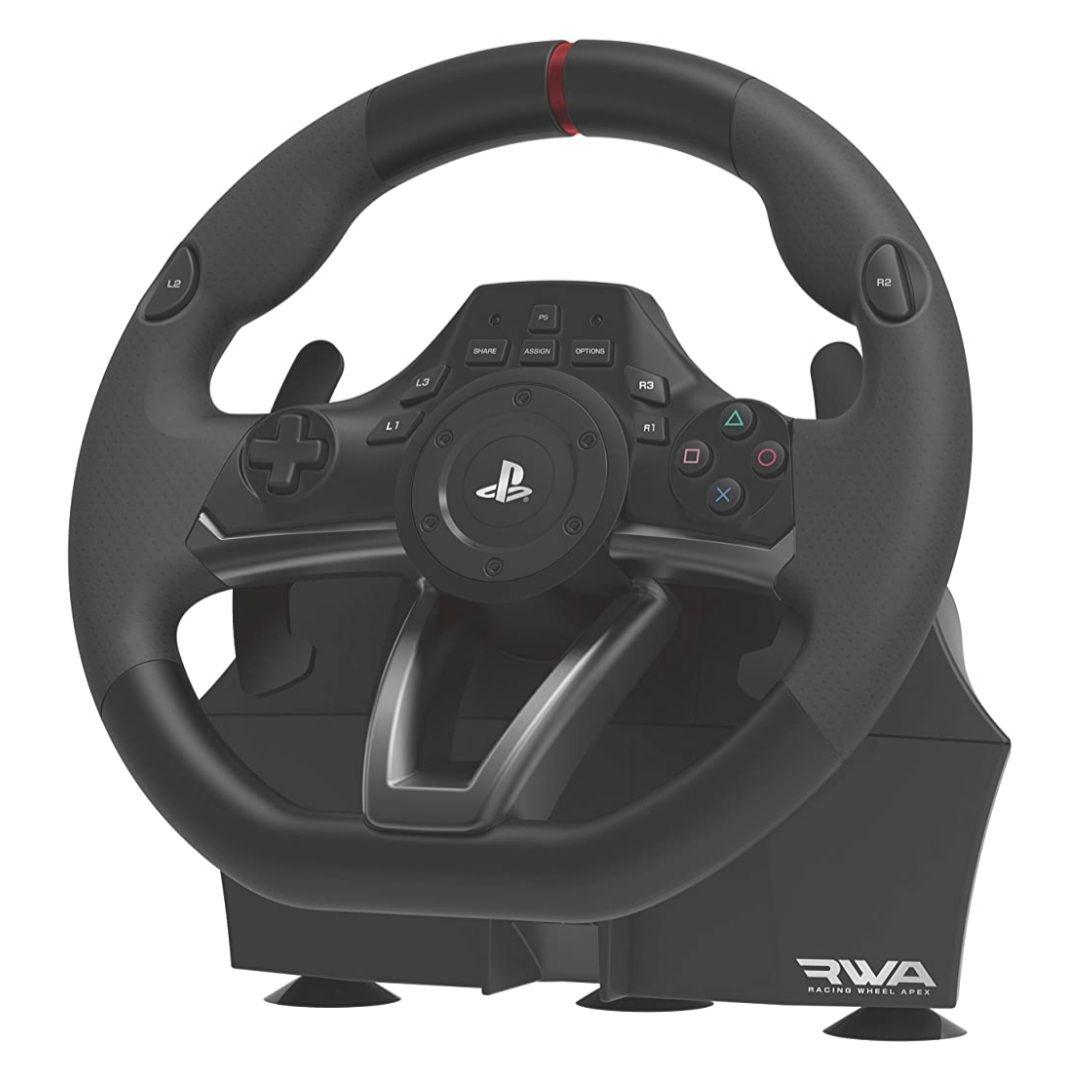 HORI Volante Apex - Oficial de Sony (PS4/PS5)