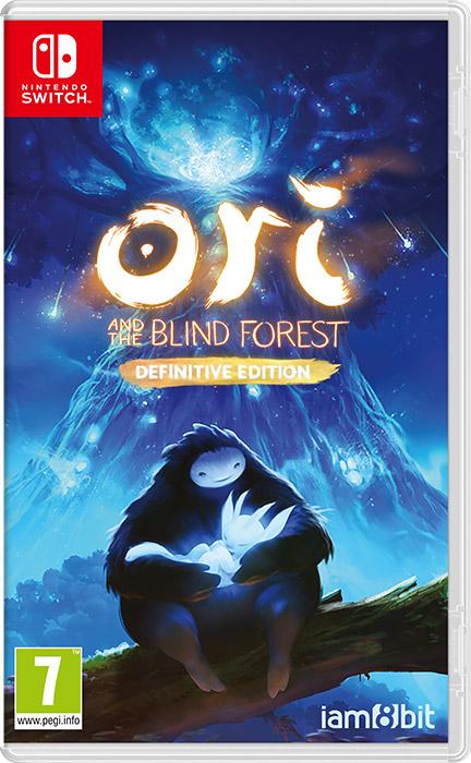 Ori and the Blind Forest: Definitive Edition [Nintendo Switch, precios ES,RUS,SUD]