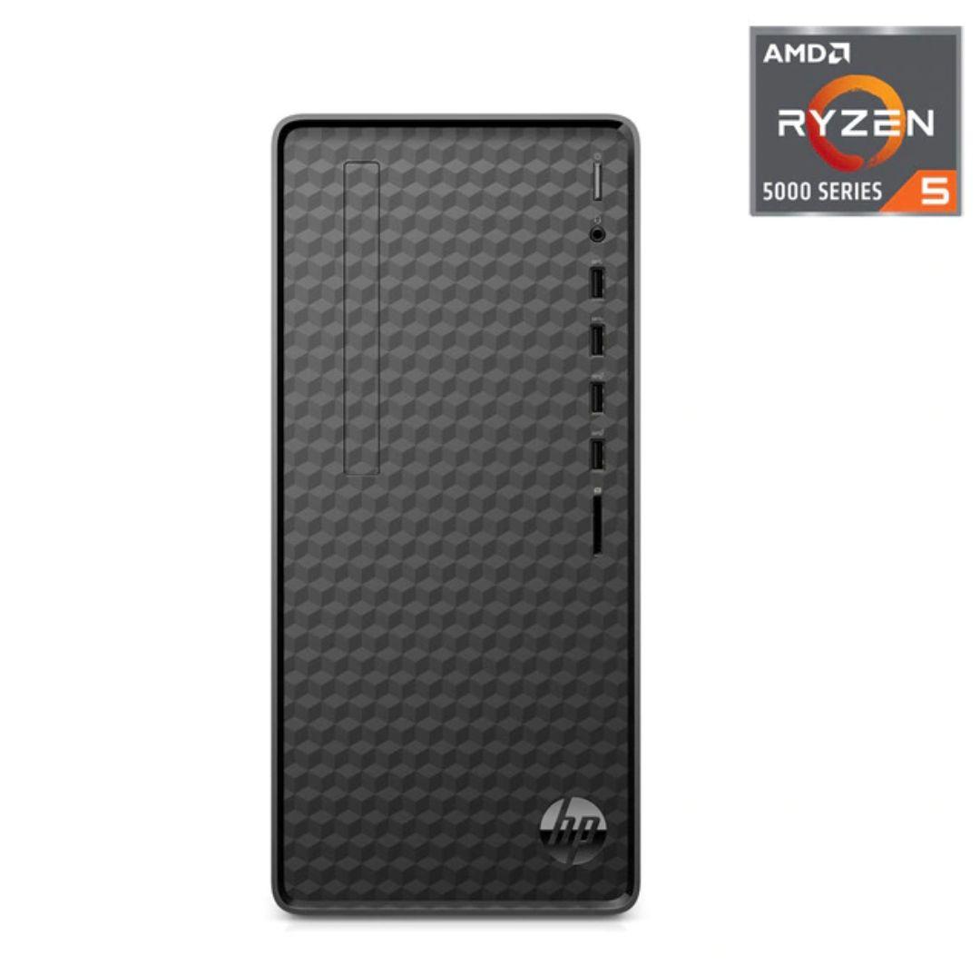 Sobremesa HP M01-F1032ns, AMD Ryzen 5, 16GB, 512GB SSD, FreeDOS