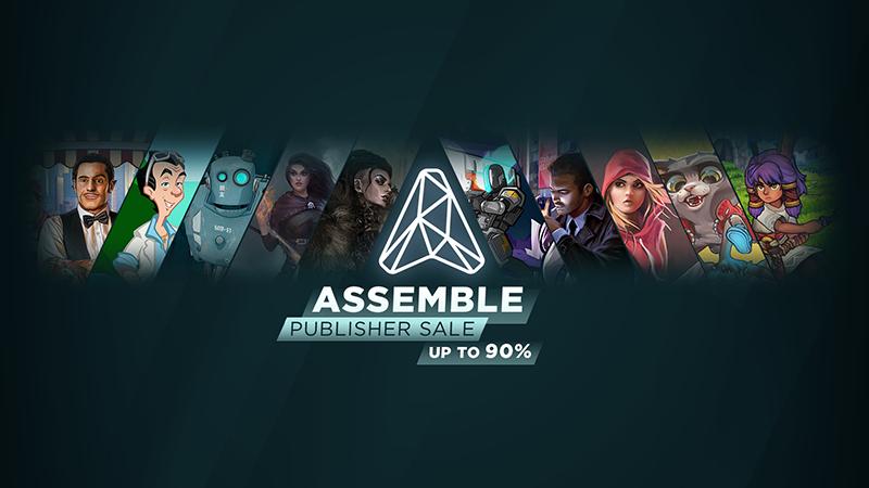 Ofertas de la compañia ASSEMBLE en Steam