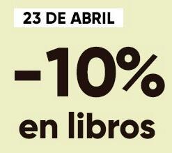 10% de Descuento en libros en Fnac