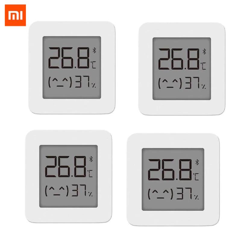 4 Termómetros inteligente Xiaomi Mijia 2 con pila