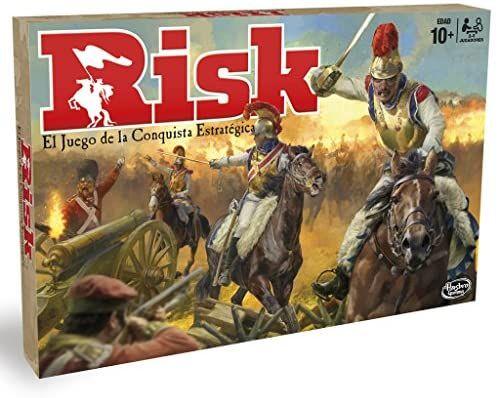 Juego de mesa Risk Gaming Clasico