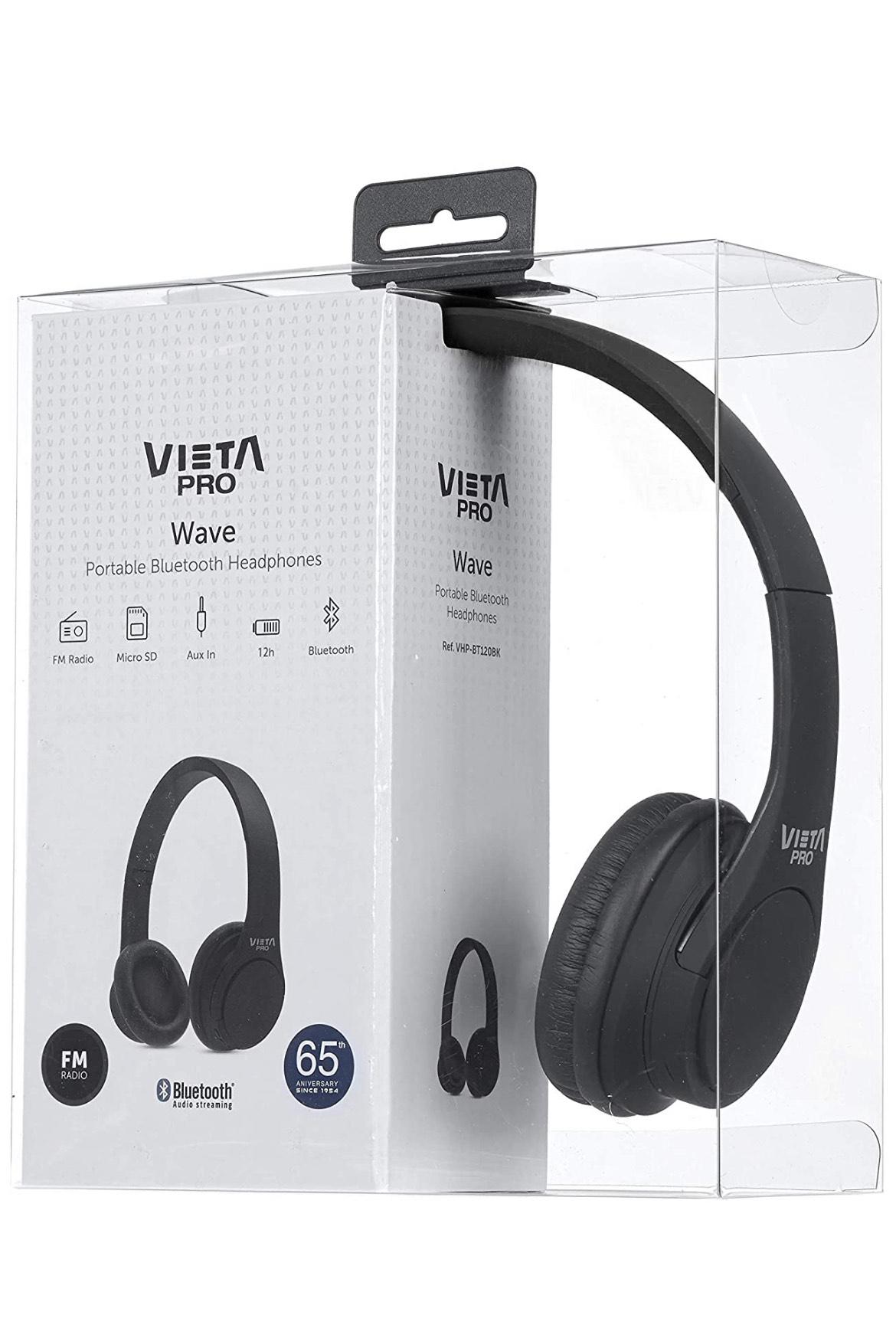 VIETA Pro Wave Auriculares Bluetooth