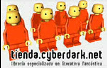 Librería Cyberdark - 10% DTO + un ejemplar de regalo