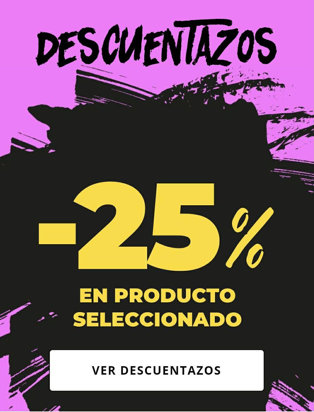 Sprinter - 25% DTO, en productos seleccionados