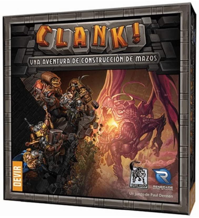 Clank - Juego de Mesa