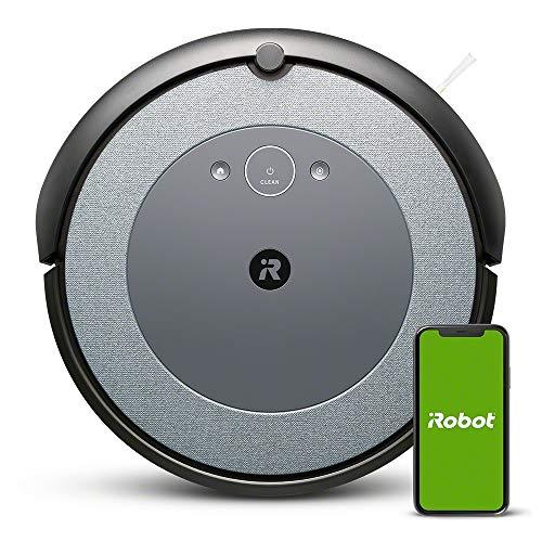 Robot Aspirador iRobot Roomba i3152 con WiFi y Alexa por 369€