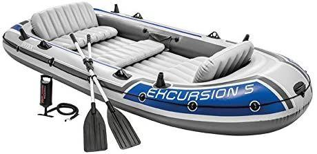 Barca Hinchable Excursion