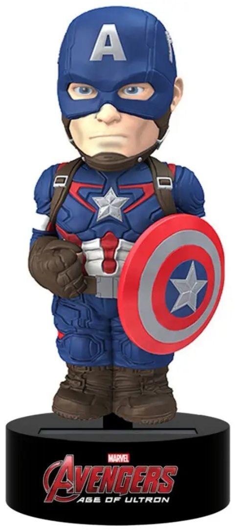 Marvel Avengers Age of Ultron Captain America Body Knocker (+ En Descripción)