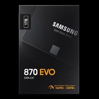 Samsung SSD 870 EVO 1TB (precio con envio)