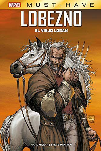 El Viejo Logan - comic rebajado