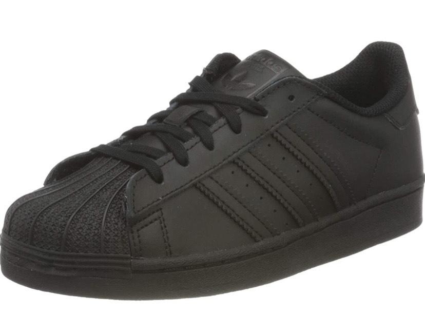 Talla 31,5 zapatillas adidas Superstar,