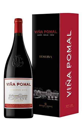 Día de la Madre estuche 1,5 Litros Magnum Vino Rioja Reserva Viña Pomal