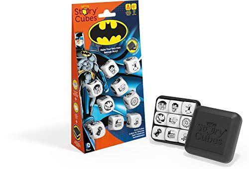 STORY CUBES: Batman (mínimo 2)