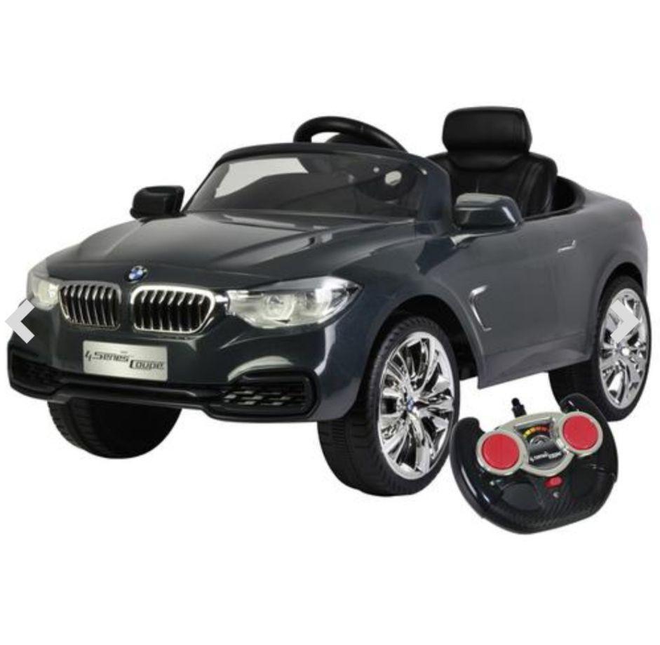 BMW serie 4 con Radiocontrol ( Cupón de 43,74€)