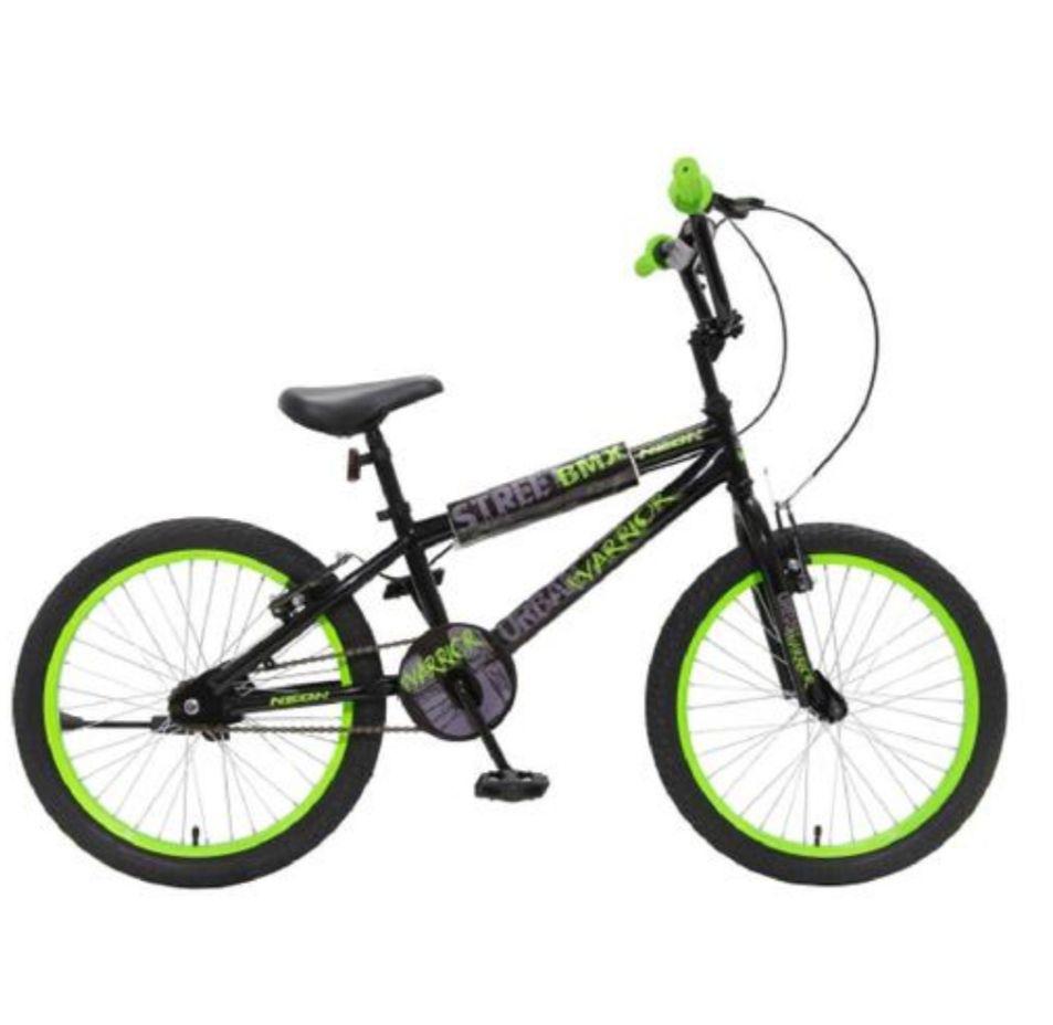 Bicicleta BMX Warrior 20 pulgadas (Cupón de 22,74€)