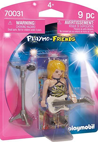 Playmobil Estrella del Rock
