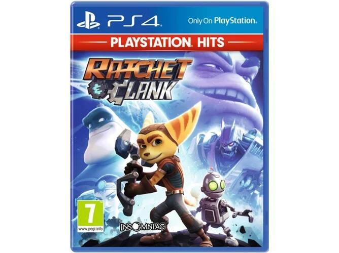 Videojuego para PS4 Ratchet & Clank Hits (Acción/Aventura - M7)