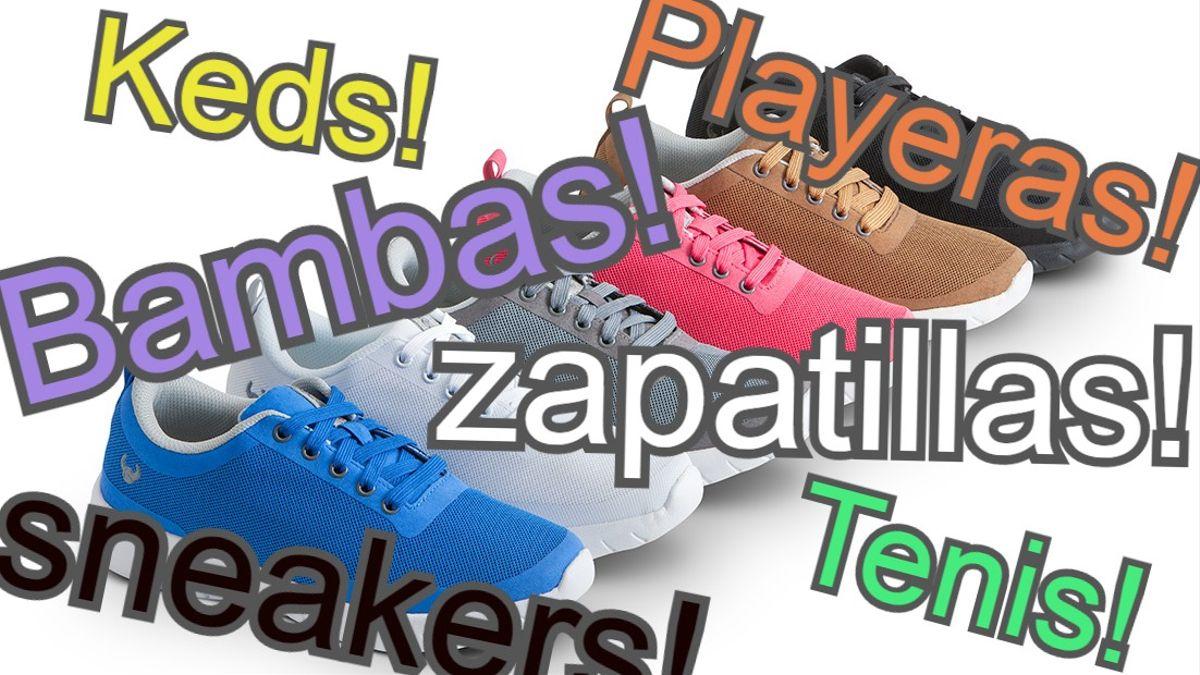Recopilación zapatillas últimas tallas About you