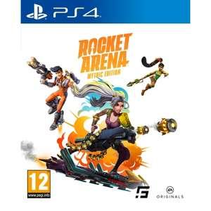 Rocket Arena Mythic Edition para PS4 1 por 0,97€ 2 unidades por 1,75€