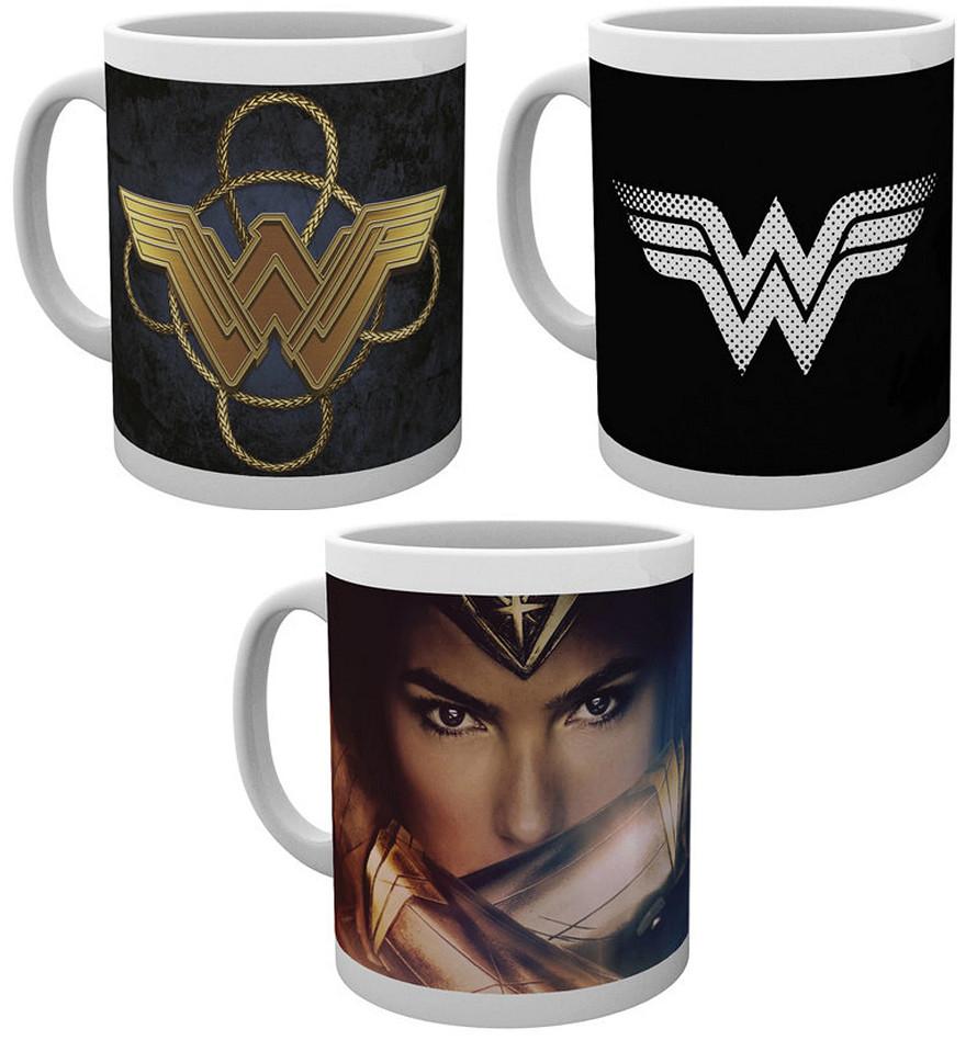 Tazas DC Cómics Wonder Woman por sólo 3€