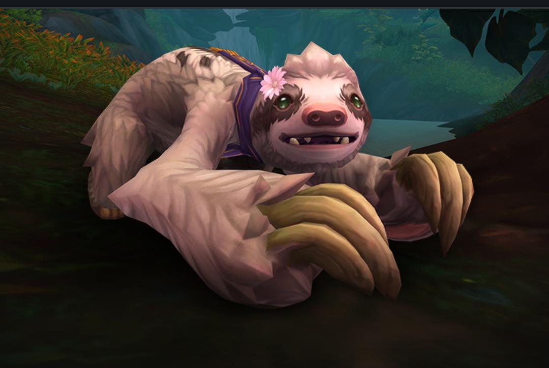 Mascota Margarita World of Warcraft