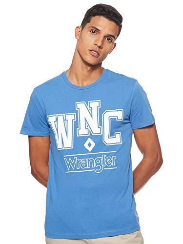 Camiseta Wrangler para Hombre Talla L