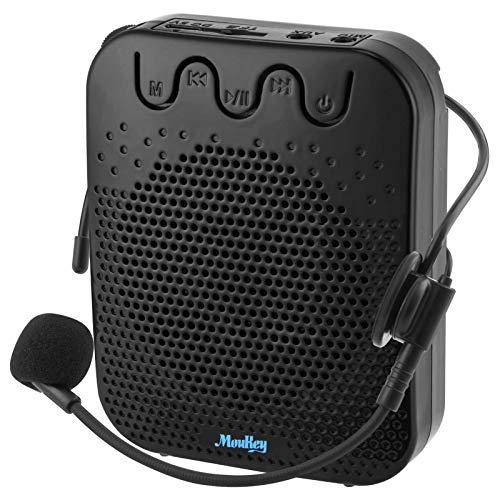 Mini amplificador de voz