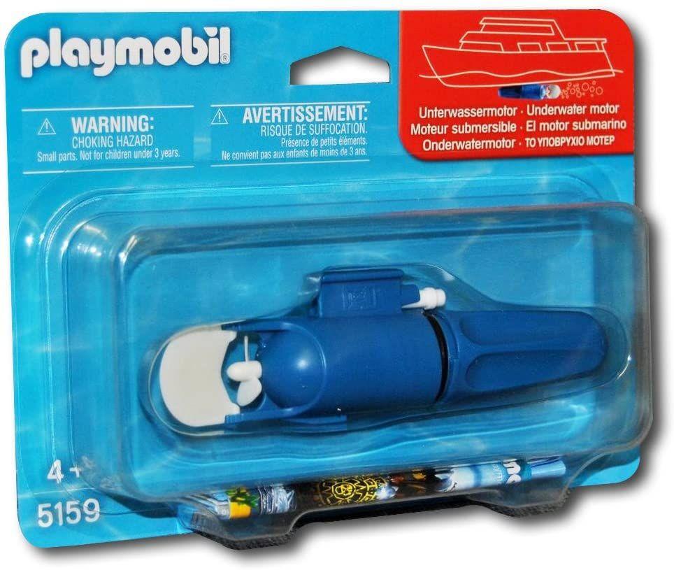 Motor submarino para barco de Playmobil