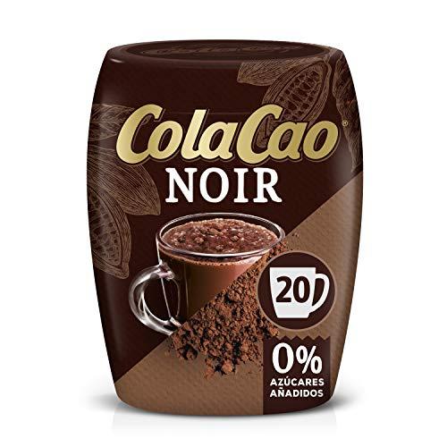 Cola Cao Noir 0% Azúcares Añadidos, 300g
