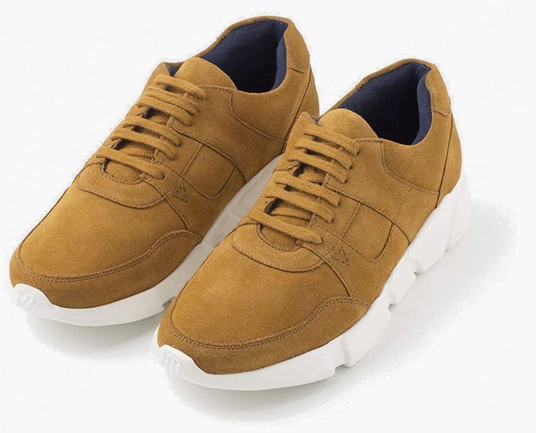 - Zapatos Deportivos de Cuero para Hombre
