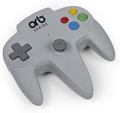 ORB Gaming–controlador Retro Arcade–incluidos 200x juegos 8bits