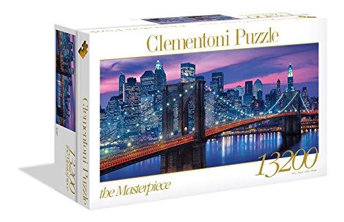 Puzzle New York 13200 piezas (Clementoni)