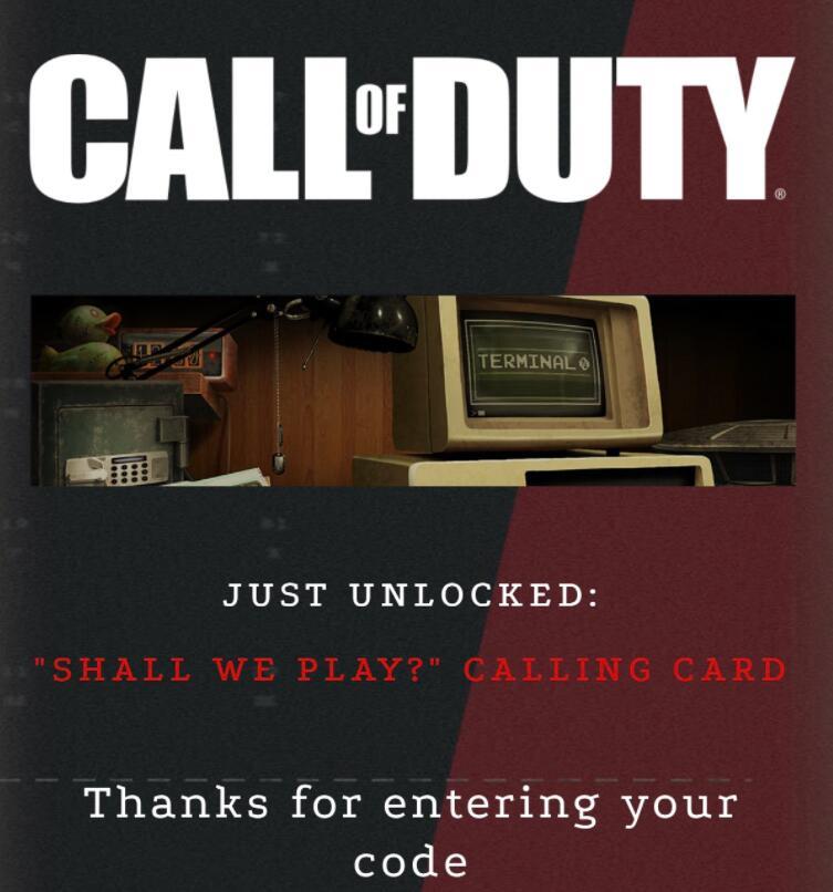 Recopilación códigos GRATIS para Call of Duty Warzone