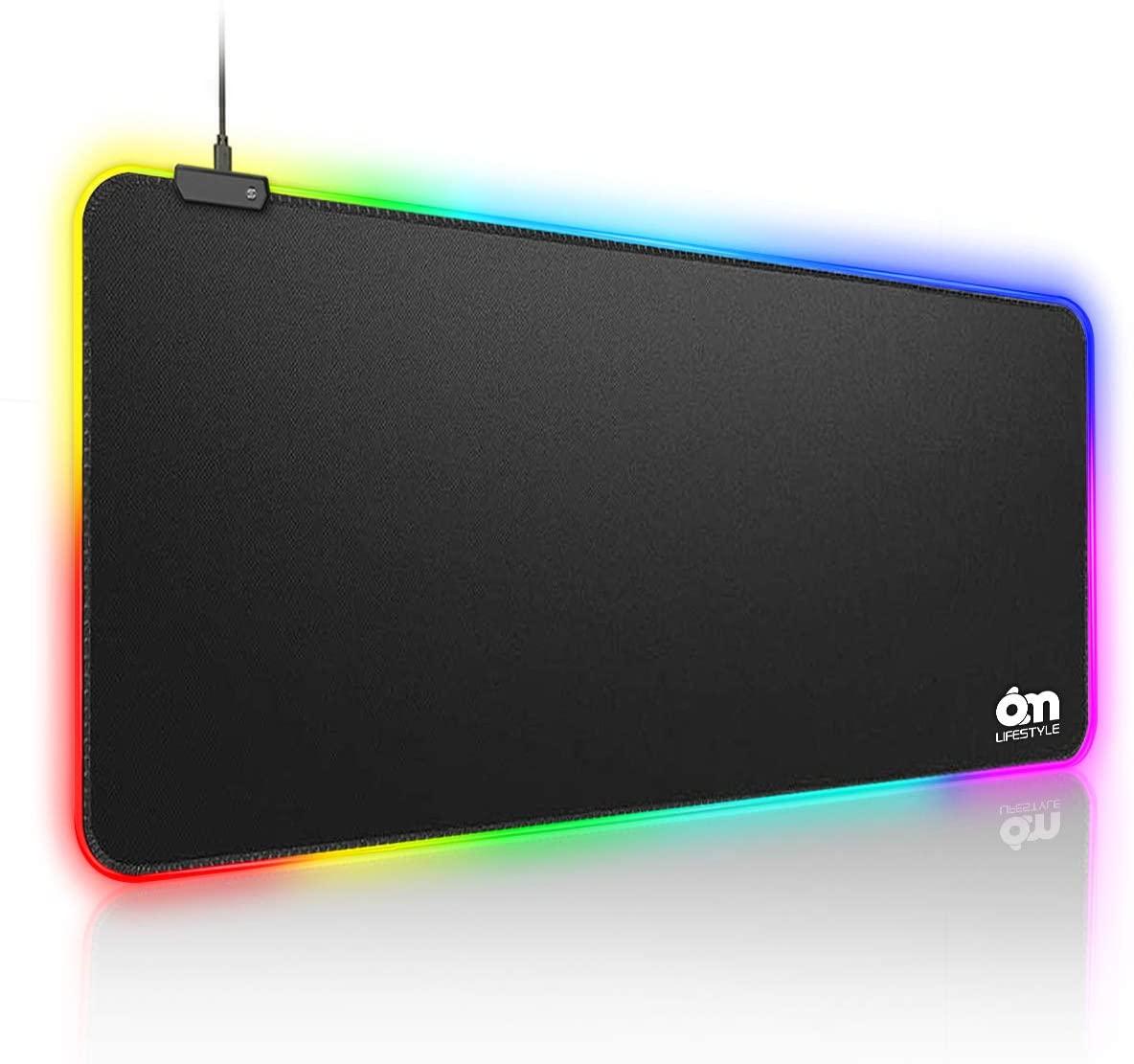 Alfombrilla RGB 80 x 30cm solo 11.2€