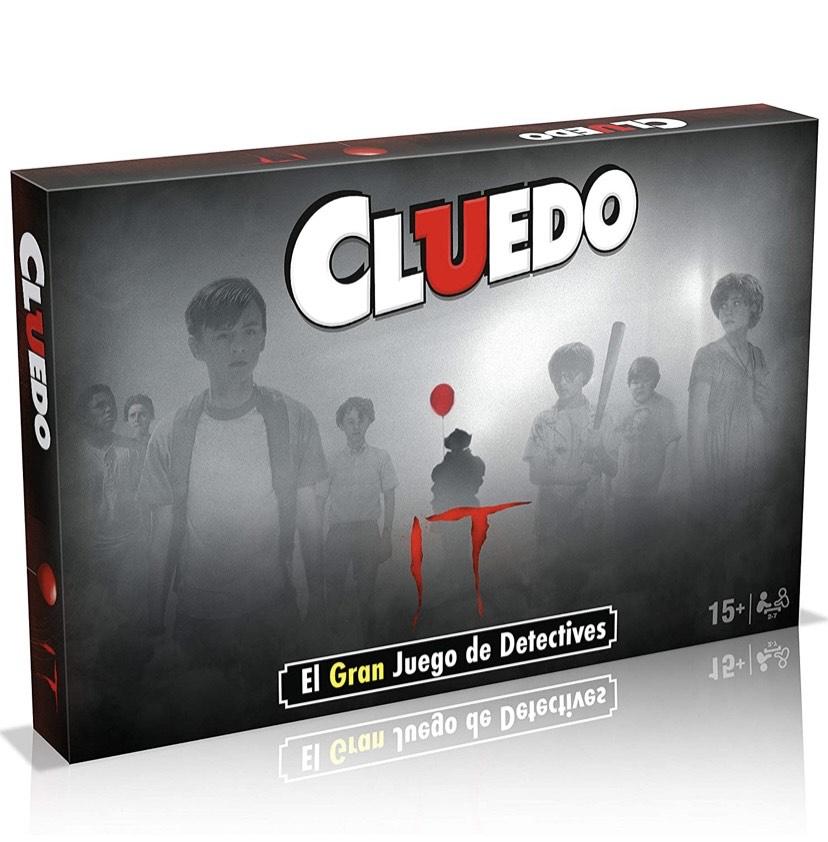 Winning Moves-It: Cluedo en español