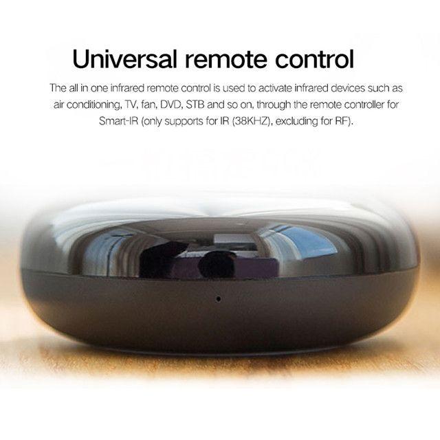Control remoto por infrarrojos y WIFI(Alexa y Google)
