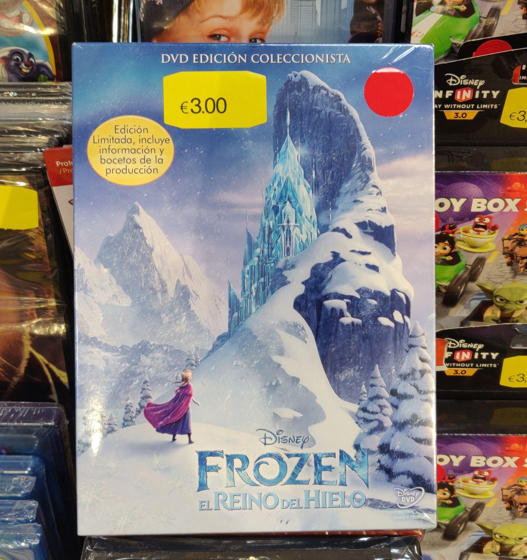 Frozen (Edición Coleccionista DVD)